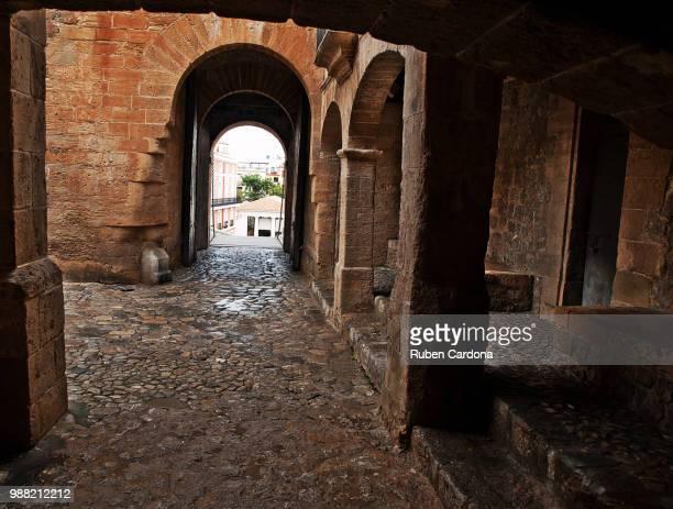 Ibiza, puerta de entrada a Dalt Vila.