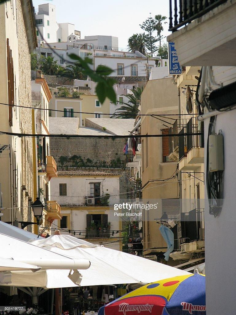 Ibiza-Stadt, Insel Ibiza, Balearen, Spanien, Europa, Reise, AS, DIG; P.-Nr.: 663/2010, 16.05.2010; Foto: P.Bischoff; Jegliche Foto-Nutzung (Veröffentl : News Photo