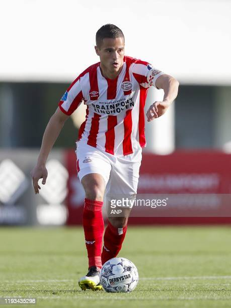 Ibrahim Afellay of PSV during a international friendly match between PSV Eindhoven and KAS Eupen at Aspire Academy on January 11, 2020 in Doha, Qatar