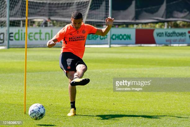 Ibrahim Afellay of PSV during the Training PSV at the PSV Campus De Herdgang on May 29 2020 in Eindhoven Netherlands