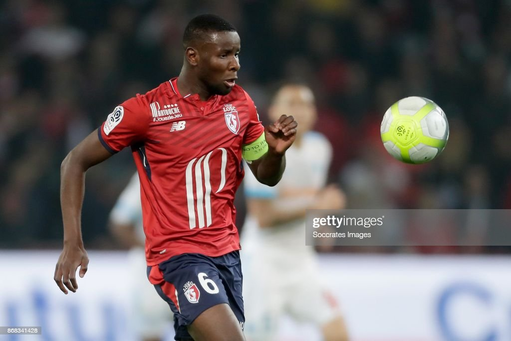Lille v Olympique Marseille - French League 1 : News Photo