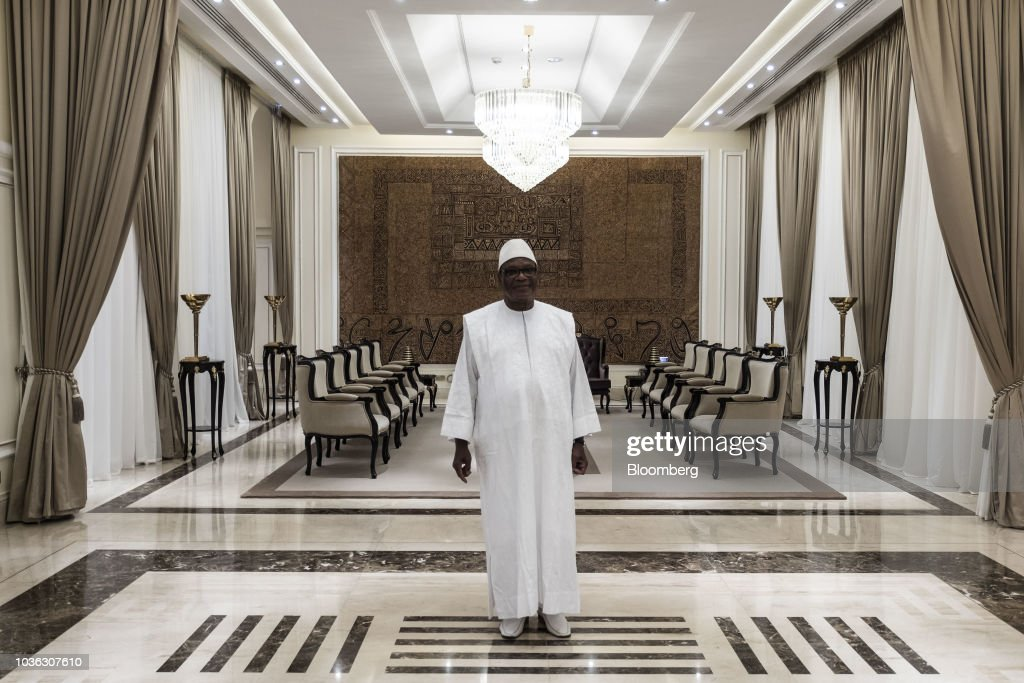 Mali's President Ibrahim Boubacar Keita Interview