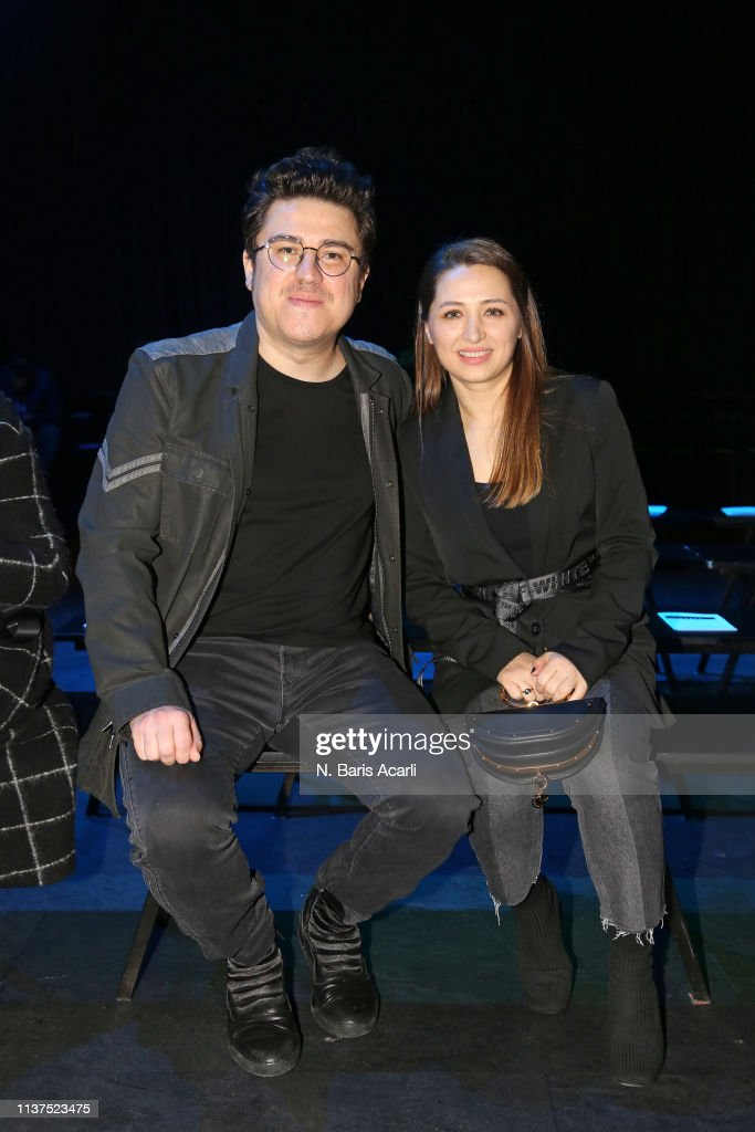 TUR: Celebrity Sightings - Mercedes-Benz Fashion Week Istanbul - March 2019 - Day 4