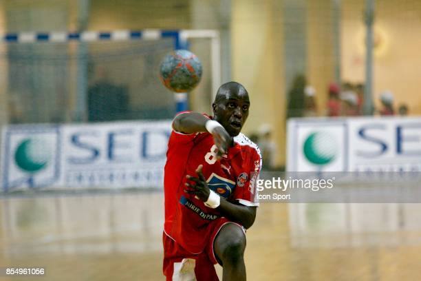 Ibrahim DIAW Paris Handball / Selestat 26e Journee de division 1 Stade Pierre de Coubertin