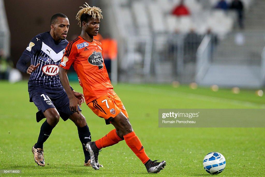 Bordeaux V Lorient - Coupe de la Ligue