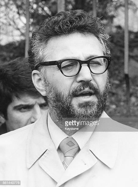 Ibrahim Yazdi Deputy Prime Minister of Iran April 25th 1979