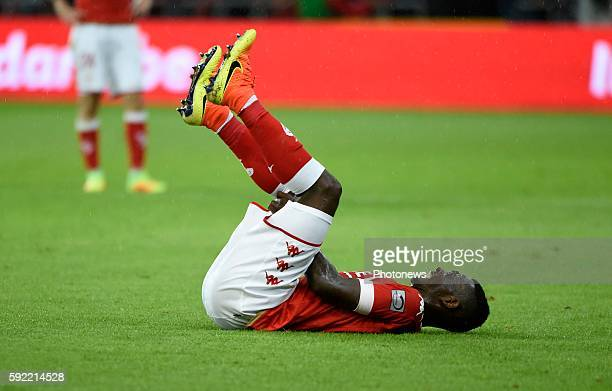 Ibrahima Cissé Wallpaper: Ibrahima Cisse Stock Photos And Pictures