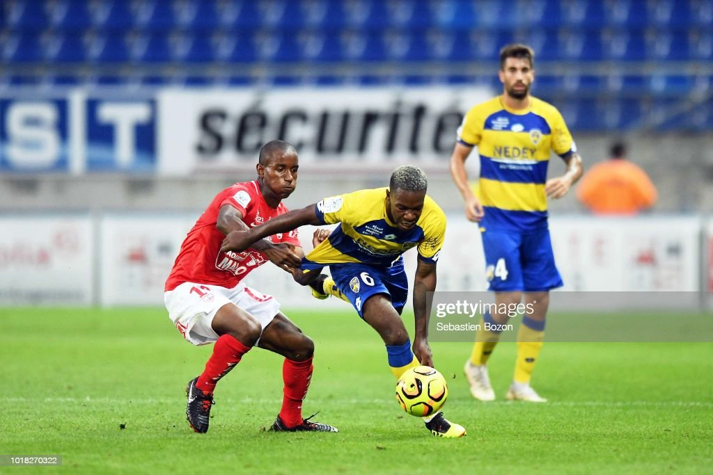 Sochaux v Brest - French Ligue 2