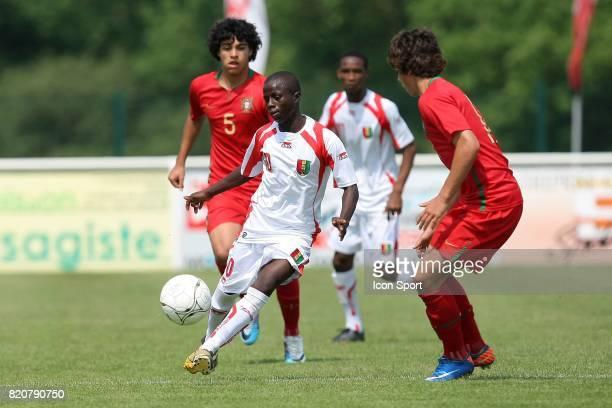 Ibrahima KEITA Portugal / Guinee Mondial Minimes Tournoi International U16 Montaigu