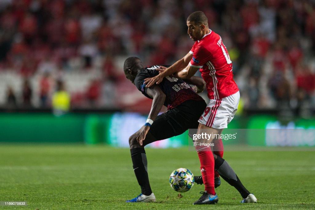 SL Benfica v RB Leipzig: Group G - UEFA Champions League : News Photo
