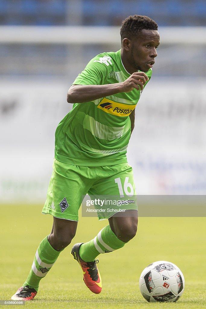 Waldhof Mannheim v Borussia Moenchengladbach  - Friendly Match