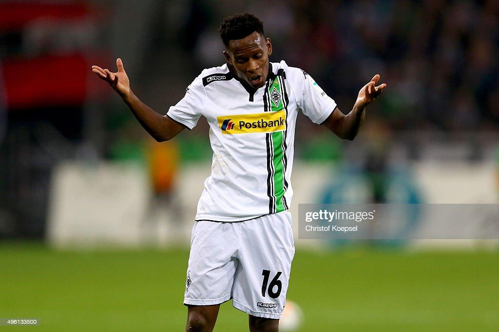 Borussia Moenchengladbach v FC Ingolstadt - Bundesliga