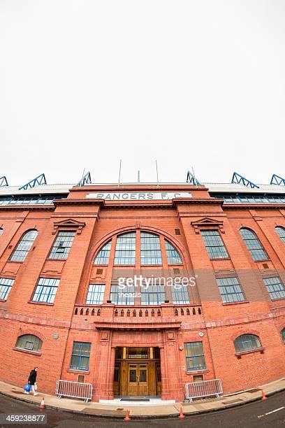 Estadio de Ibrox, Glasgow