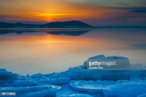 Ice and Lake Saroma