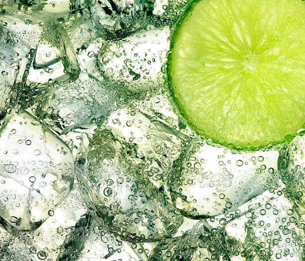 Ice And Lime Wall Art