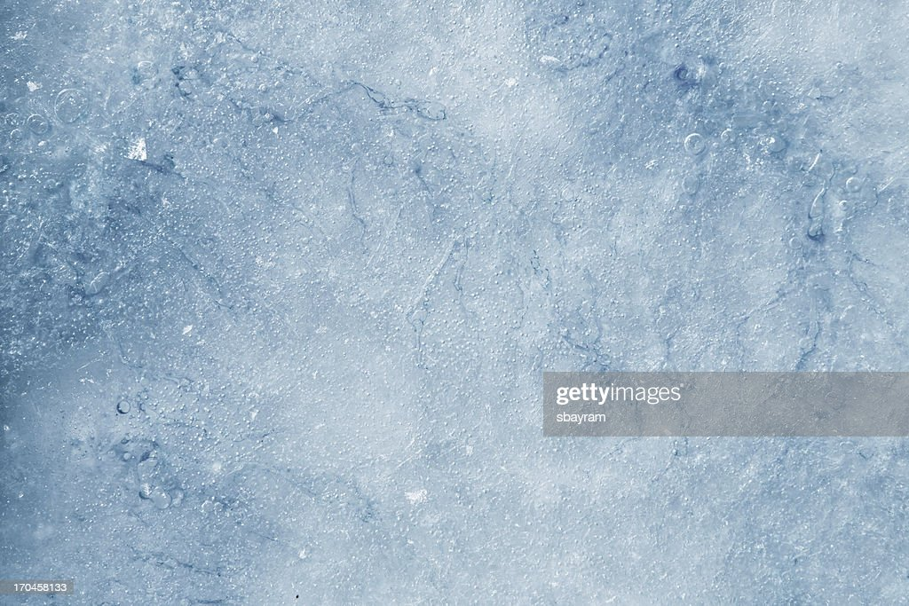 Ice Background : Stock Photo