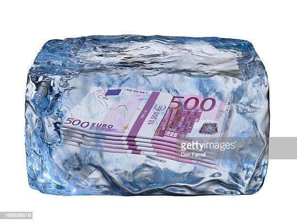 Ice Block, Euro notes