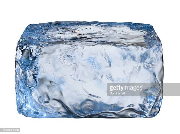 ice block - ice cube stock photos and pictures