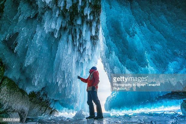 Ice Cave Expolorer