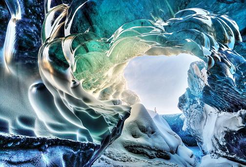 Ice Cave - Iceland 576551832