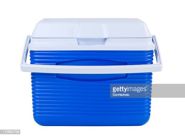 ice chest - esky stock photos and pictures