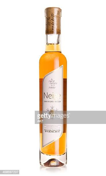 Ice Cider Bottle