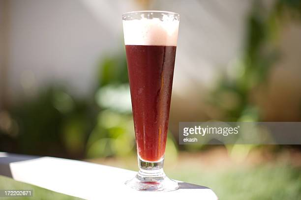 Ice Cold Raspberry flavor Beer