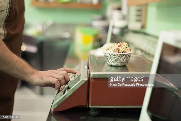 Ice cream industry