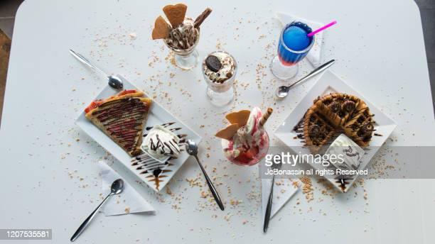 ice cream - jcbonassin stock-fotos und bilder