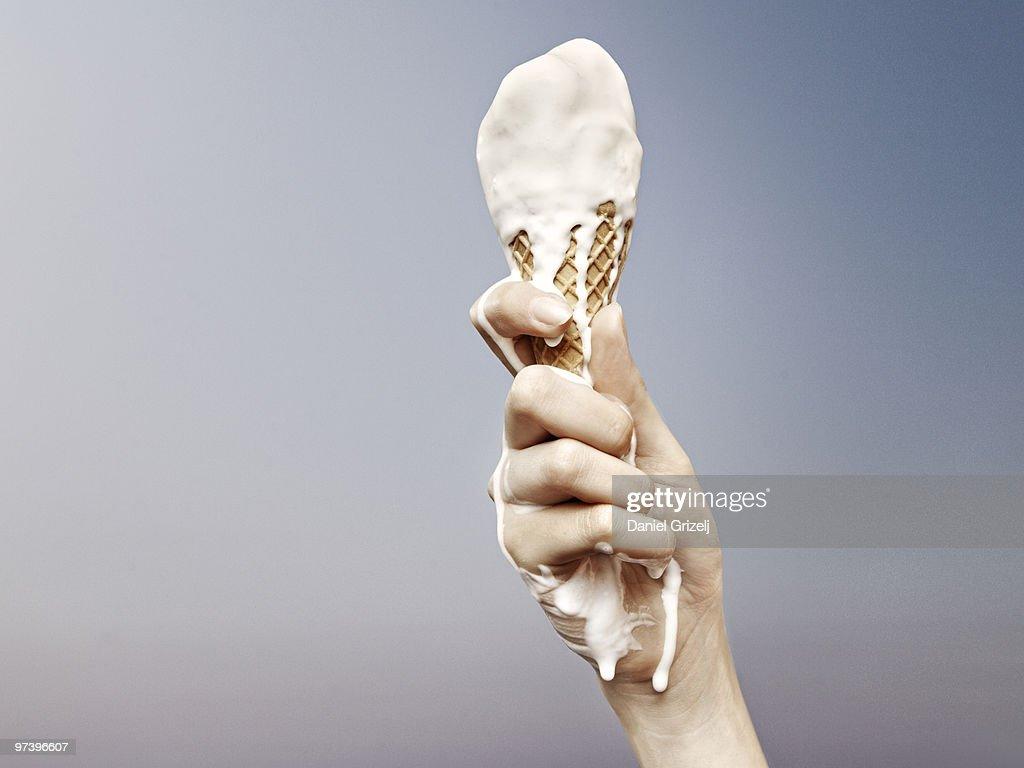ice cream : Stock Photo
