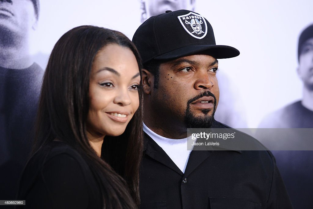 "Premiere Of Universal Pictures And Legendary Pictures' ""Straight Outta Compton"" - Arrivals : News Photo"
