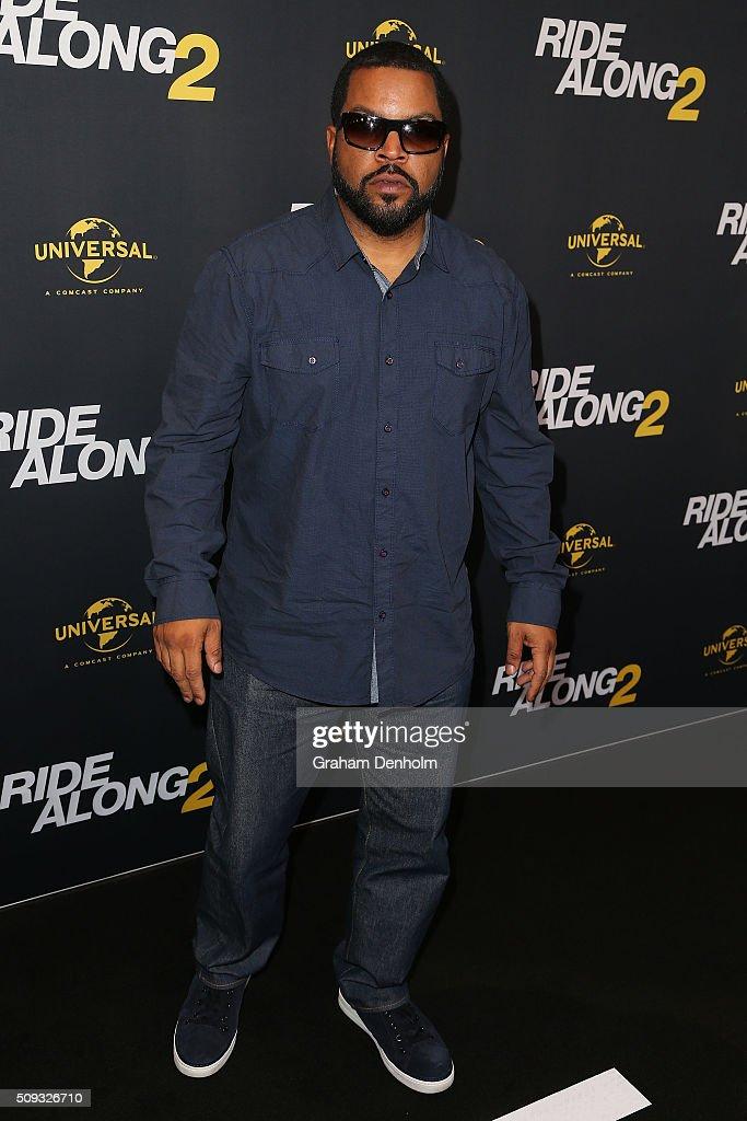 Ride Along 2 Australian Premiere - Arrivals : News Photo