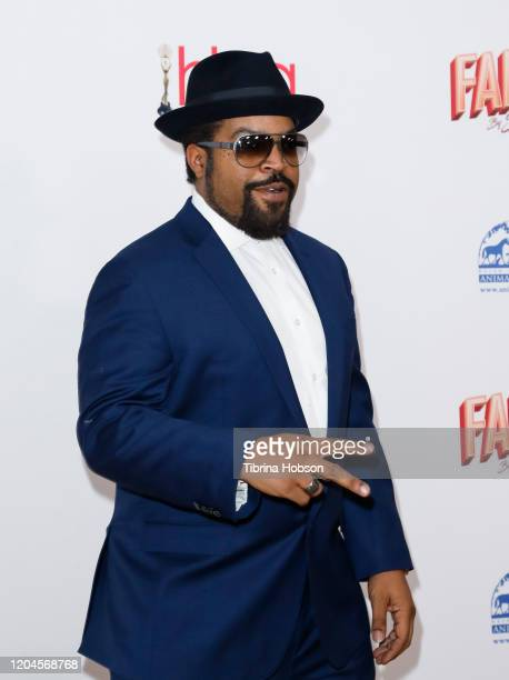 Ice Cube attends the 2020 Hollywood Beauty Awards at The Taglyan Complex on February 06, 2020 in Los Angeles, California.
