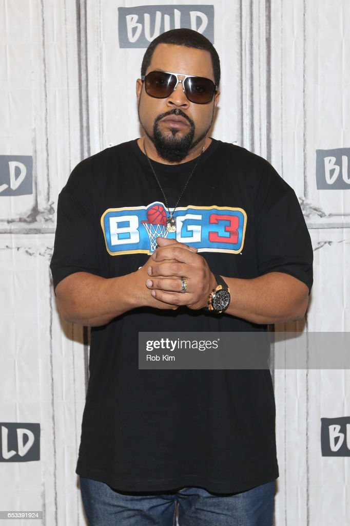 Ice Cube attends the Build Series to discuss 'Hip Hop Squares' at Build Studio on March 14, 2017 in New York City.