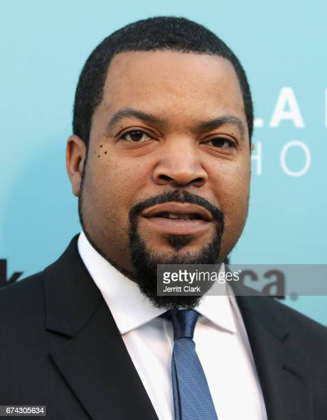 Ice Cube attends the LA Family Housing 2017 Awards at The Lot on April 27, 2017 in West Hollywood, California.