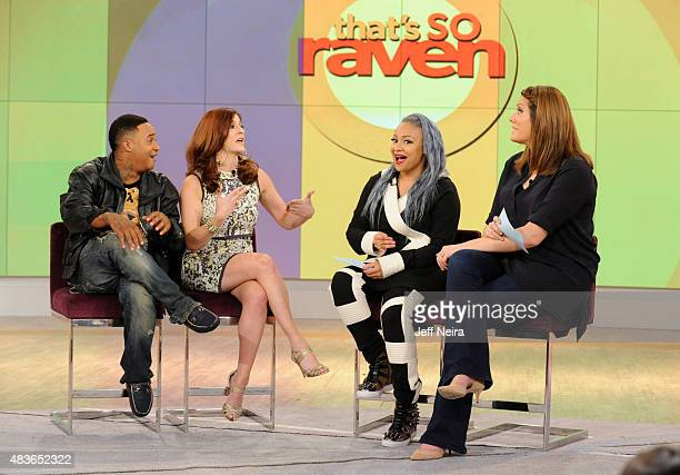 THE VIEW Ice Cube O'Shea Jackson Jr Corey Hawkins and Jason Mitchell Orlando Brown and Anneliese Van Der Pol are the guests Friday August 14 2015 on...