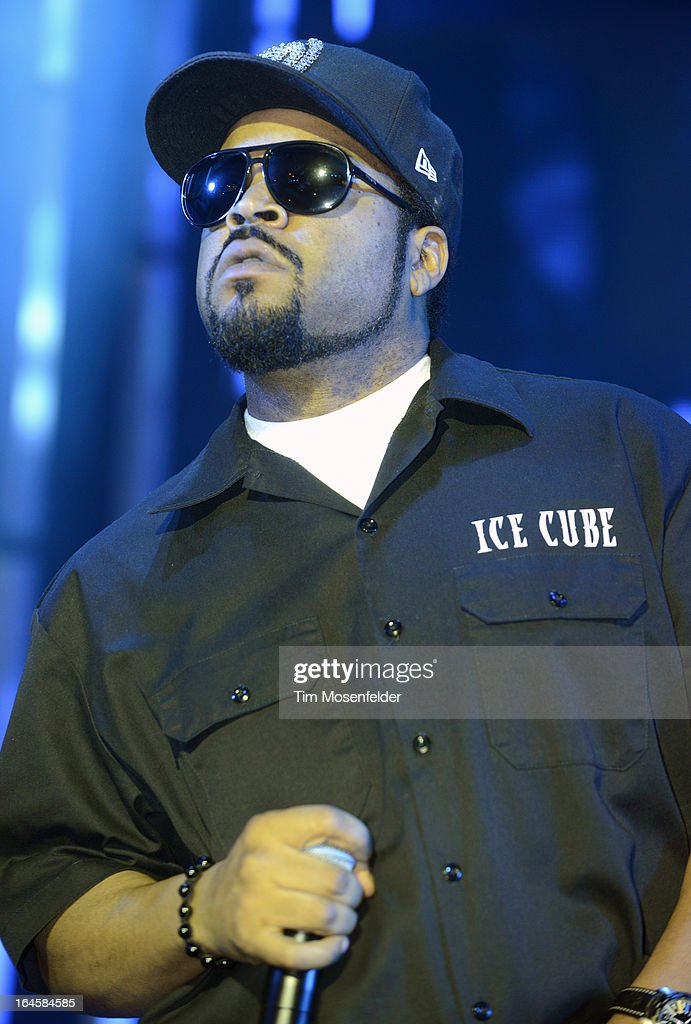 Ice Cube performs at the Doritos Boldstage Event on March 14, 2013 in Austin, Texas.