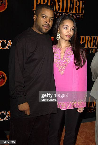 Ice Cube Wife during Premiere's The New Power Event Celebrates Hollywood Power Players Under The Age Of 35 at Ivar in Hollywood California United...