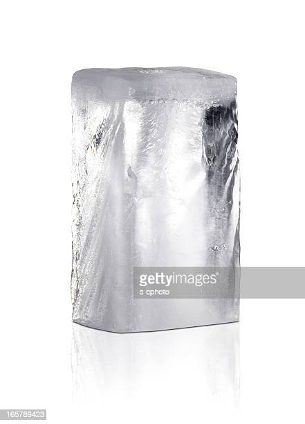 ice cube+clipping path (click for more) - ice cube stock photos and pictures