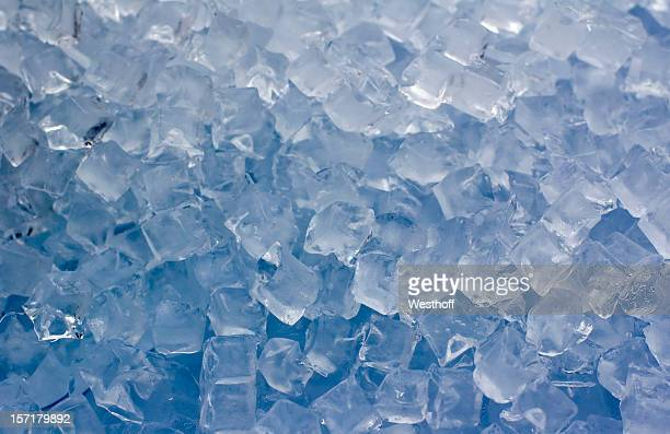 ice cubes - bucket stock pictures, royalty-free photos & images