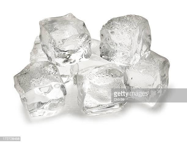 cubos de gelo - ice cube - fotografias e filmes do acervo