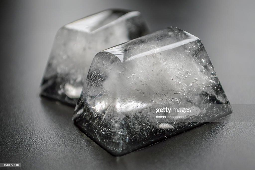 ice cubes : Stock Photo