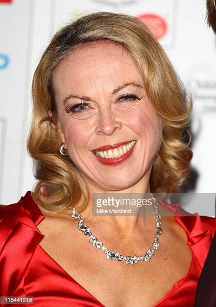 Ice dancer Jayne Torvill attends the Children's Champions 2009 awards at the Grosvenor House on March 4 2009 in London England