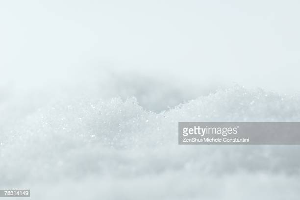 Ice, extreme close-up