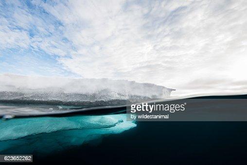 Ice Floe Edge