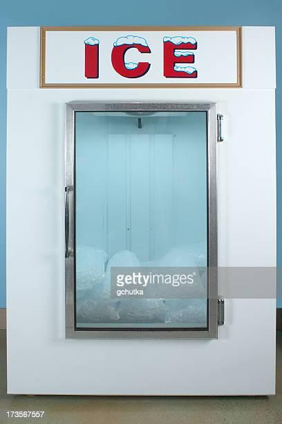 ice freezer - gchutka stock pictures, royalty-free photos & images