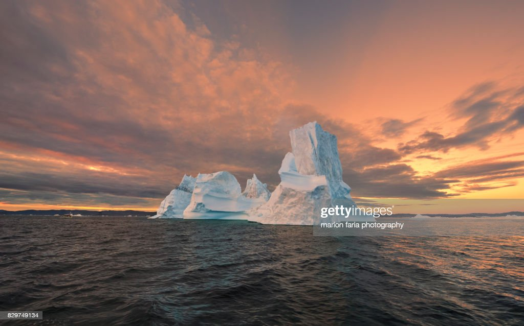 ice giant : Stock Photo
