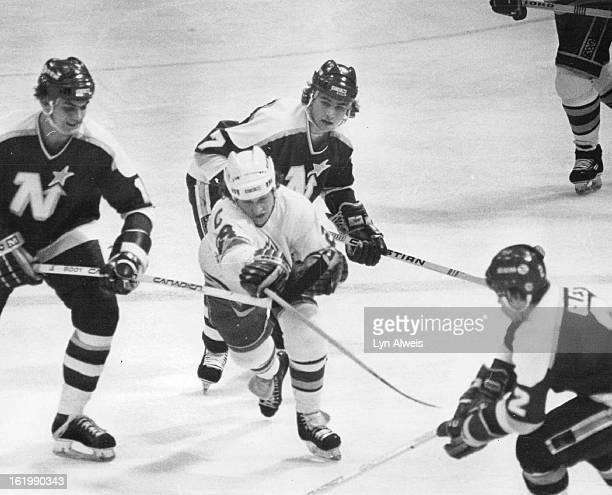 Ice Hockey - Colorado Rockies ;