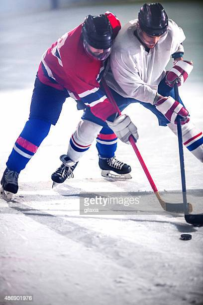 ice hockey game. - ice hockey stock pictures, royalty-free photos & images