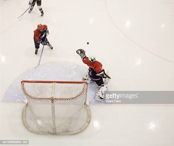 ice hockey game - image stock pictures, royalty-free photos & images